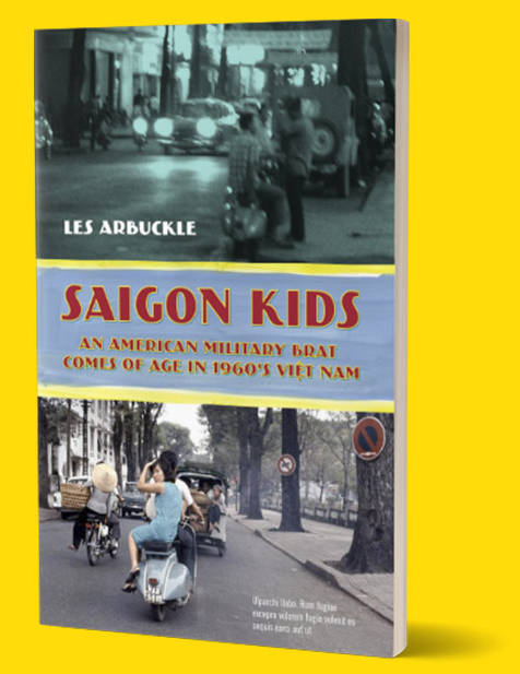 saigon kids book cover